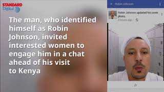 Robin Johnson:Kilimani mums learn the hard way after 'white man' exposes them on Facebook