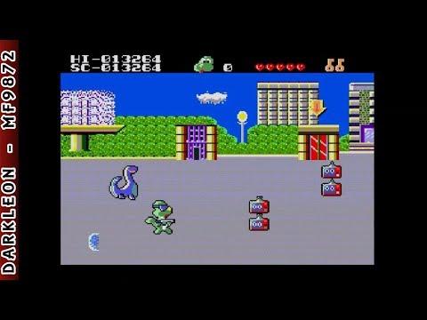 Sega Master System - The Dinosaur Dooley (1991)