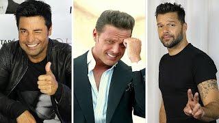 Pablito Ruiz contó cómo se le insinuaron Luis Miguel, Chayanne y Ricky