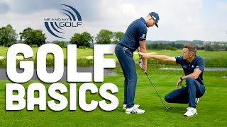 How To PLAY GOLF - The BASICS   Me and My Golf