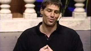 Tony Robbins Best Video Iv seen - Seminar Story Live (RARE)