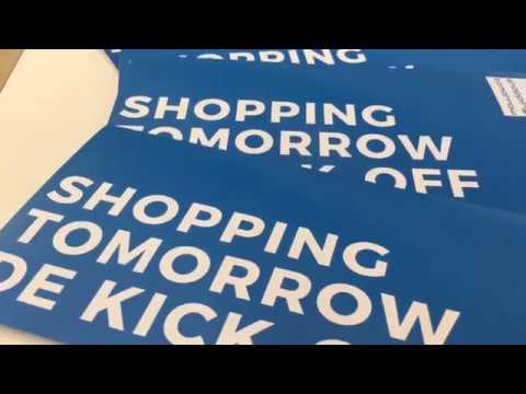 Aftermovie ShoppingTomorrow - de kick-off 2018