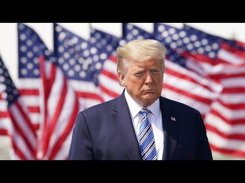 Donald Trump warns of possible quarantine in hot-spot areas