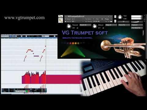 Growl Wawa Trumpet VST sound library for Kontakt 5