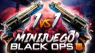 MOZU SOLO CABEZAS KILL RACE | MINIJUEGO EN BLACK OPS 4