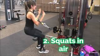 Leg Day – 4 Exercises