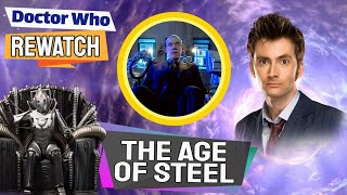 Interesting Facts About The Age Of Steel! - Doctor Who Rewatch: Episode 20