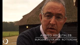 Ahmed Aboutaleb over Landgoed Ulvenhart