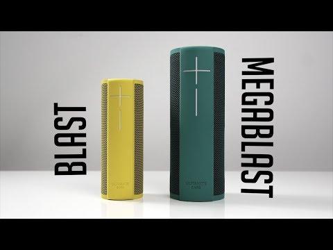 UE Blast & Megablast Review (Deutsch) - Die besten Lautsprecher mit Alexa? (Deutsch) | SwagTab