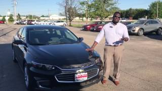 Joe at Bill Walsh GM Superstore features the new Chevy Malibu