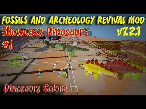 fossils and archeology mod 1 7 10