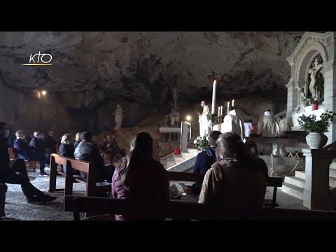 Réouverture de la Grotte Sainte Marie-Madeleine à Pâques