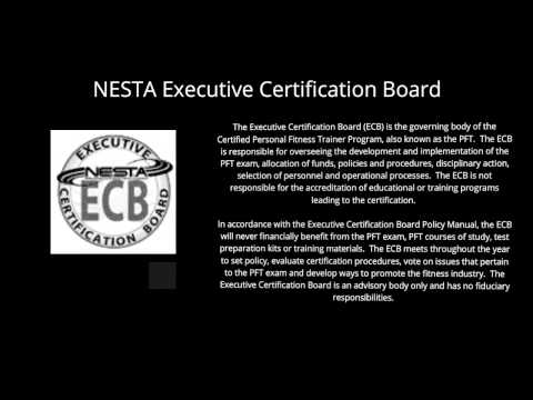 NESTA Fitness Nutrition Coach Online Certification Course - YouTube