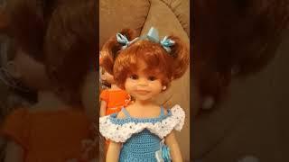 Испанские куклы Паола Рейна