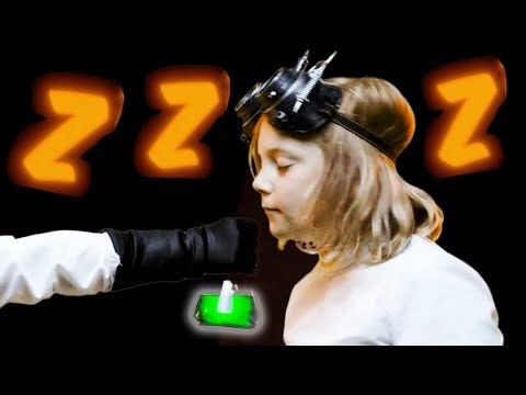 Can You Stay Awake? 😴 Doctor Chaos Makes A Sleeping Potion ⚡Superheroes in Real Life ⚡ Superzuzaa