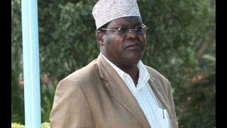 Miguna Miguna charged at a Kajiado Law Courts over holding an illegal oath