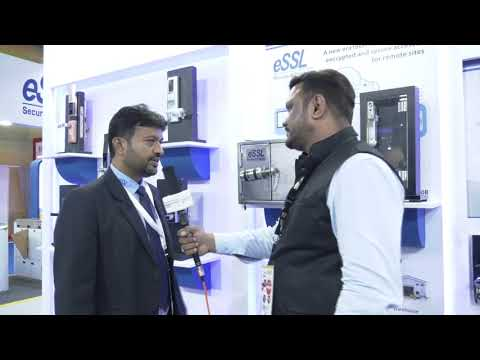 Anand Jain, Co-Founder & Director, eSSL Technology Development company