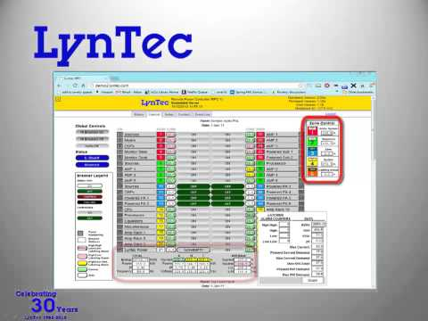 Power Control for Theatrical LED Lighting Designs