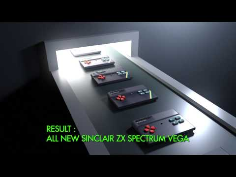 Sinclair Spectrum ZX Vega advert