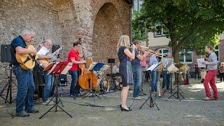preview picture of video 'Der Ladenburger Jazzworkshop 2014 - Der Rückblick der Teilnehmer'