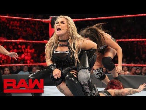 Natalya vs. Ruby Riott: Raw, Oct. 15, 2018
