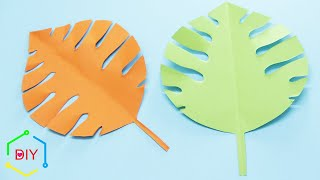 Leaf Template For Paper Flowers/ Leaf Template Paper Flower/ DIY Paper Flowers