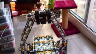 How to build a k'nex loopfighter