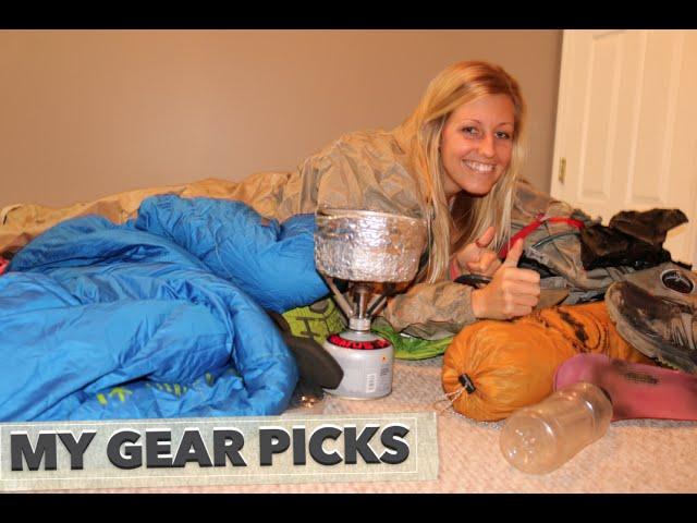 My Gear Picks! (Appalachian Trail)