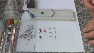 Projetos 2   CI 555 Em Modo Monoestável (temporizador)
