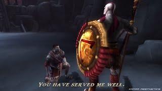 God of War - Kratos & His Last Spartan Soldier