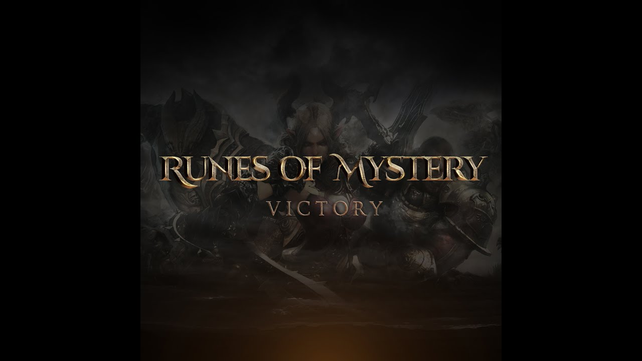 Runes of Mystery: Victory