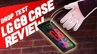 LG G8 ThinQ Case / Screen Protector Comparison / Drop Test!