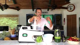 How To Lose Belly Fat Fast With Green Juices And Living Foods