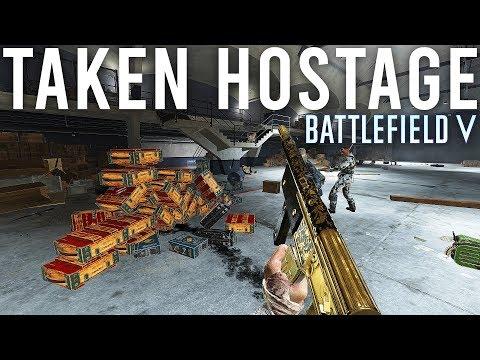 Taken Hostage in Battlefield 5