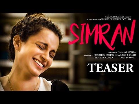 Simran teaser review review