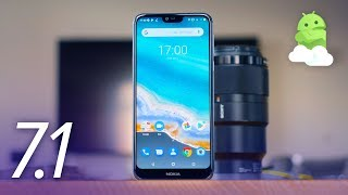 Nokia 7.1 Impressions: Best Android phone for $350?