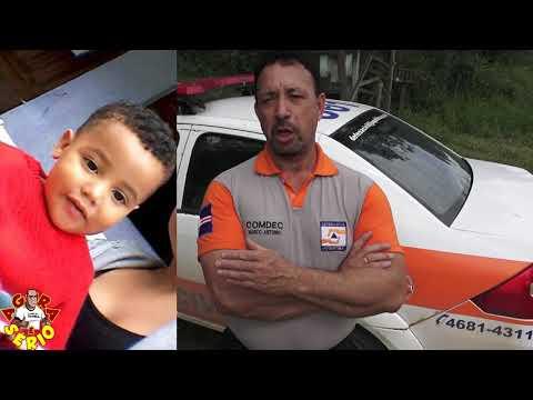 Defesa Civil de Juquitiba no Apoio Total com o Desaparecimento do Menino Bryan do Justinos
