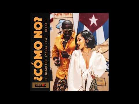 Becky G ❌ Akon - Como No ( Ger Dj Remix )