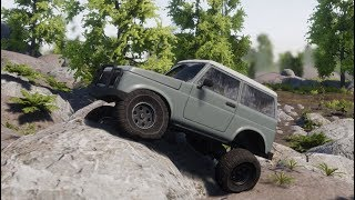 Pure Rock Crawling - CAN WE CRAWL THAT?