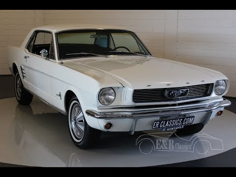 Video of '66 Ford Mustang located in Noord-Brabant Offered by E & R Classics - MO9G