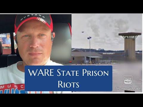 Ware State Prison Riot