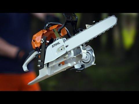 Dissecting A Chainsaw