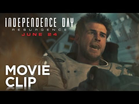 Independence Day: Resurgence (Clip 'Fast Approach')