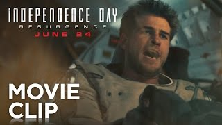 Independence Day: Resurgence movie clip - Fast Approach