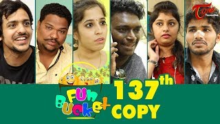 Fun Bucket   137th Episode   Funny Videos   Telugu Comedy Web Series   By Sai Teja   TeluguOne