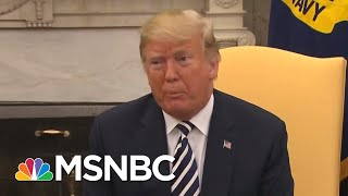 Lawrence: Why President Donald Trump Is Terrified About Brett Kavanaugh | The Last Word | MSNBC