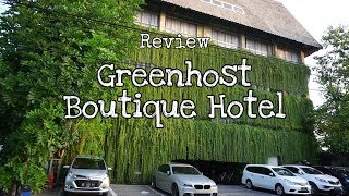 Greenhost Boutique Hotel Yogyakarta | Review