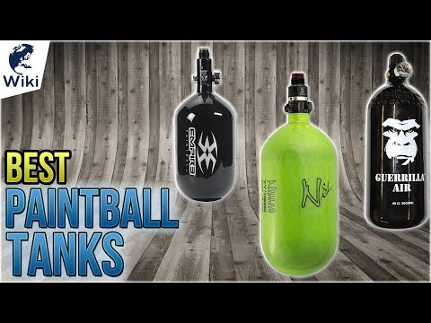 7 Best Paintball Tanks 2018