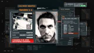 [1080p   Perfect Quality] Modern Warfare 3: Return To Sender (Intro)