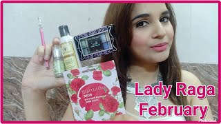 Lady Raga Bag February 2020 | Valentine Edition | Unboxing & Review |